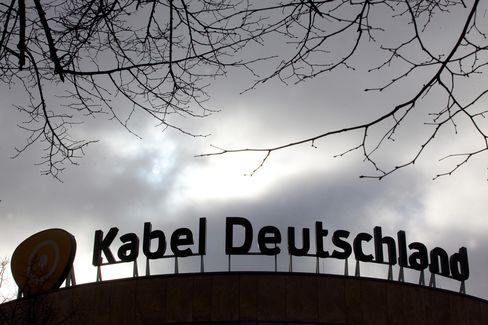 Liberty Global Said to Weigh Takeover Bid for Kabel Deutschland