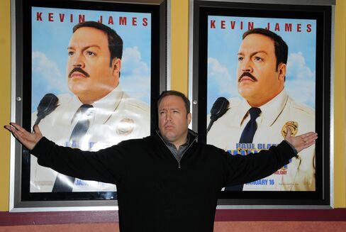Actor Kevin James