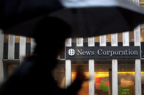News Corp. Spinoff to Start Out With $2.6 Billion in Cash