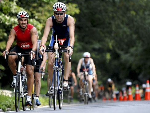 Ironman Targets Wall Street Endurance Athletes