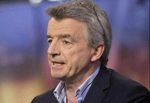 Ryanair Holdings Plc Chief Executive Officer Michael O'Leary