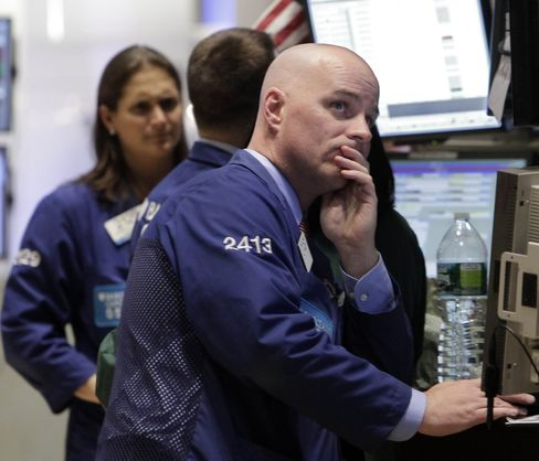 Wall Street Traders Confounded as Volatility Extends Record