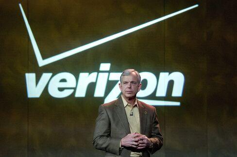 Verizon Communications Inc. CEO Lowell C. McAdam