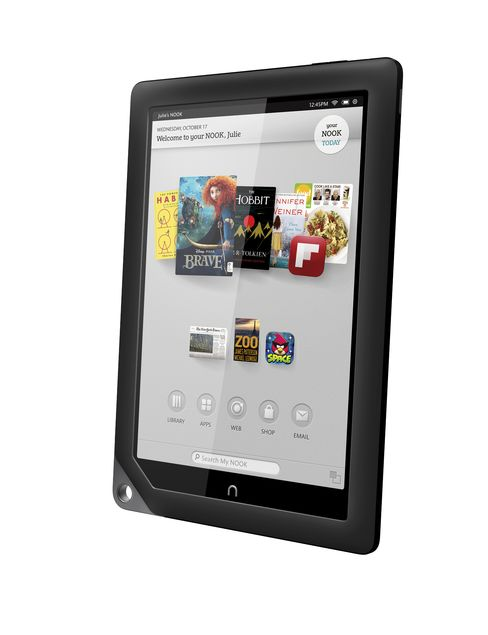 Barnes & Noble Unveils 9-Inch Nook as Cheaper iPad Alternative