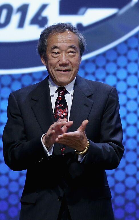 CA Inc. Co-Founder Charles Wang