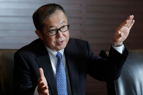 Carlyle Group's Managing Director of Japan Tamotsu Adachi Interview