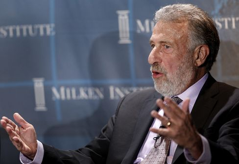 Former Men's Wearhouse Chairman George Zimmer