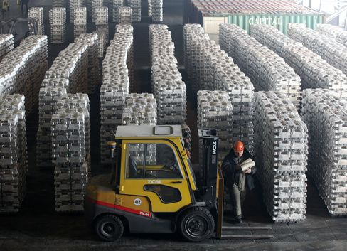 Rusal Beating Metal as Near-Record Reserves Elusive