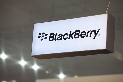 BlackBerry Suspends Instant-Messaging Rollout to IPhone, Android
