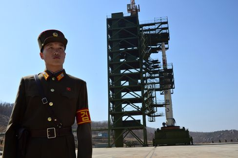 N. Korean Rocket Launch in Defiance of Pressure May Have Failed