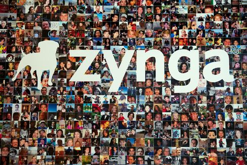 Zynga Plunges as Forecast Cut on Game Slump: San Francisco Mover