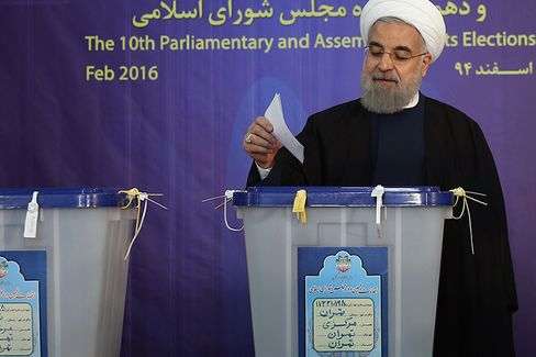 In blow to Iran hard-liners, moderates win clerical assembly