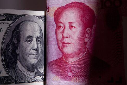 U.S. Dollar & Chinese Yuan