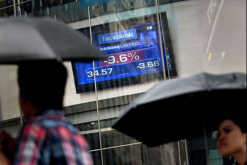 Facebook IPO Concern Grows as Morgan Stanley Defends Role