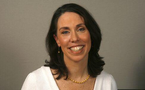 Author Alison Fitzgerald