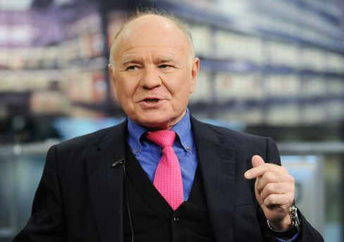 Investment Analyst Marc Faber