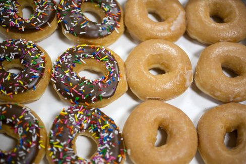 Krispy Kreme Falls After Second-Quarter Profit Trails Estimates