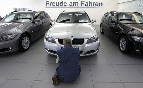 New BMWs a Dollar More Than Used Show Closing Market Gap:
