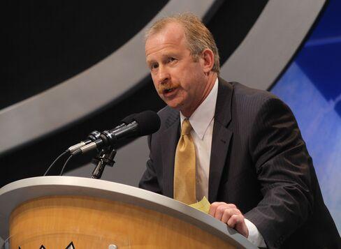 NHL Coach Jim Nill