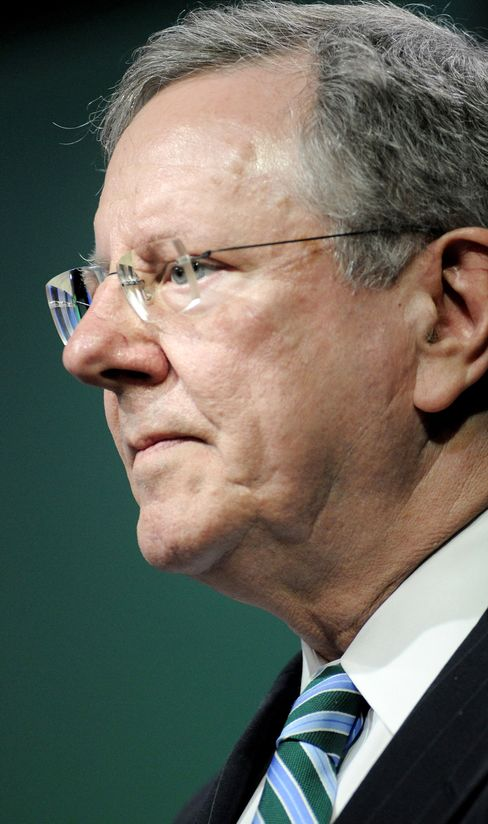 Forbes Inc. CEO Steve Forbes