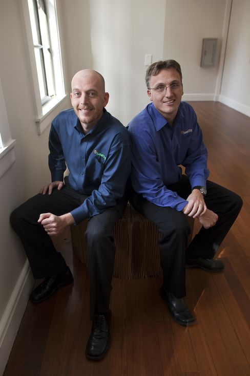 SolarCity's Lyndon and Peter Rive