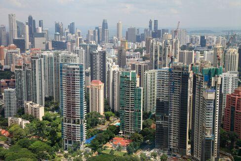 Residential Buildings in Singapore