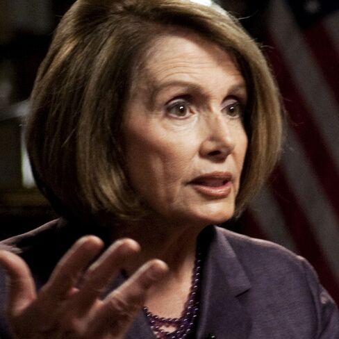 House Speaker Nancy Peolosi