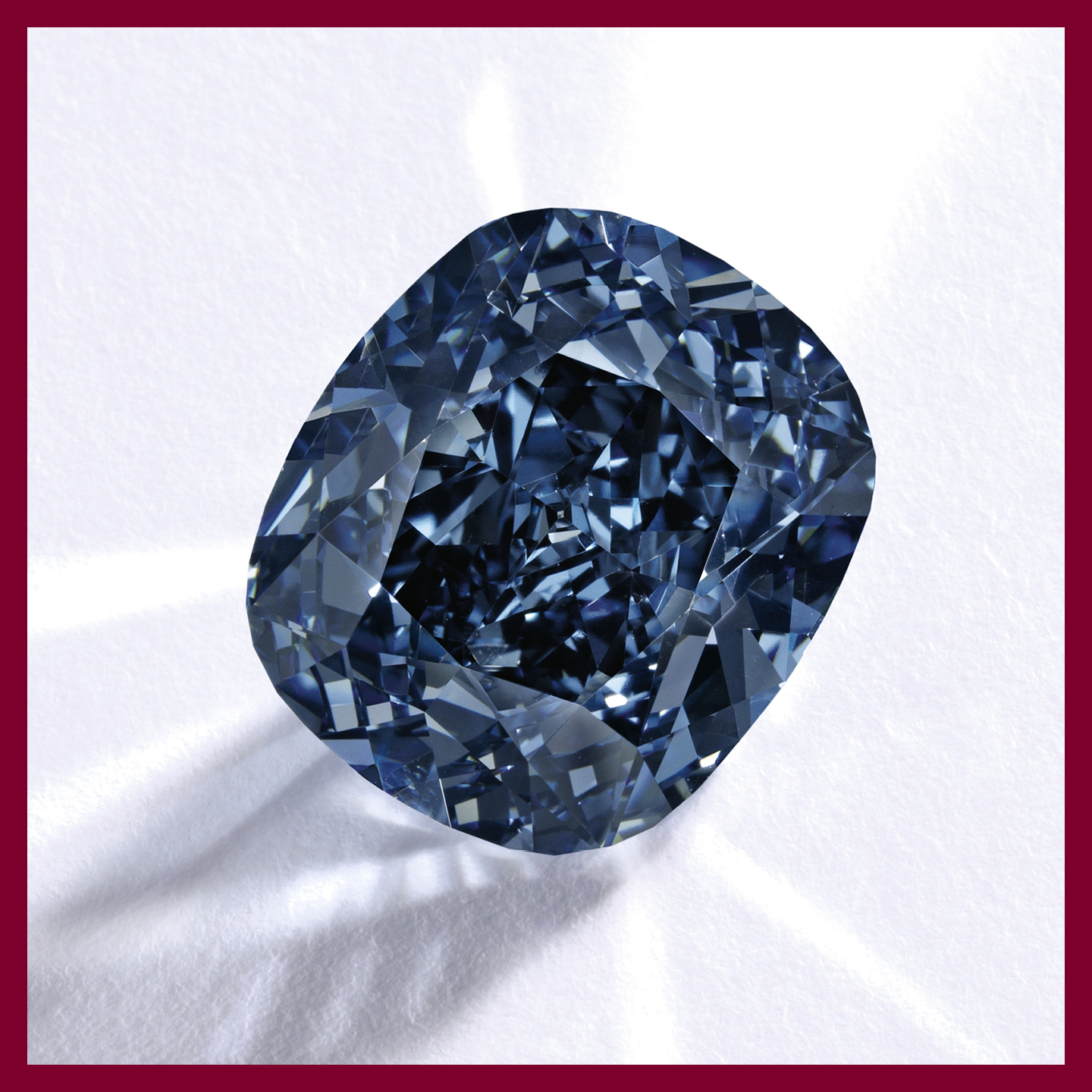 The Blue Moon of Josephine, 13.02 Carats