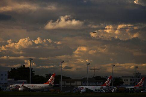 Gol Linhas Aereas Inteligentes SA's Planes