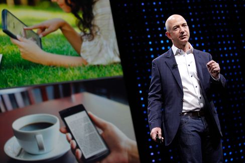 Amazon's Bezos Paying Refunds for Shoddy Streaming, Poor Service
