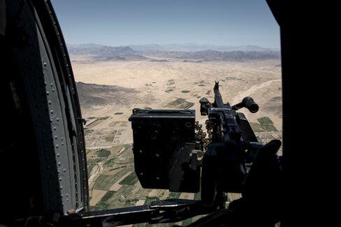 Warfighting budgets