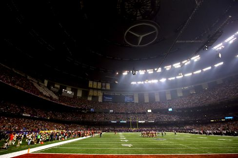 Entergy and Superdome's Manager Probing Super Bowl Blackout