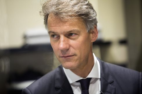 Boss Chief Executive Officer Claus-Dietrich Lahrs