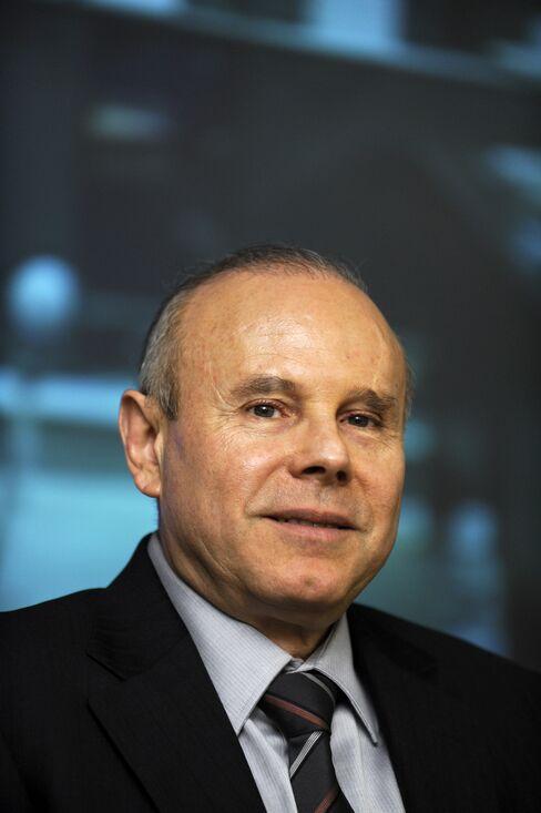 Brazil's Finance Minister Guido Mantega