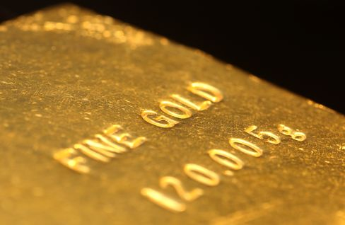 Gold Miners Plunge Most Since 2009 as Metal Drops