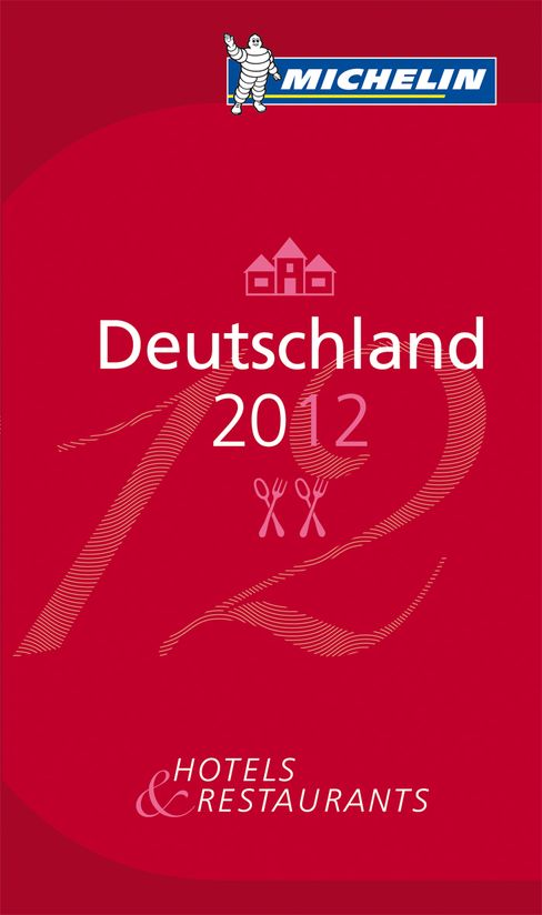 Michelin Guide for Germany 2012