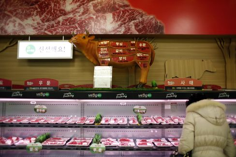Asian Beef Binge Doubling U.S. Market Share