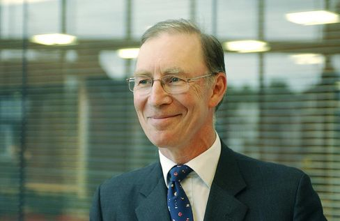 Marks & Spencer's incoming exec chairman Robert Swannell