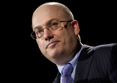 Billionaire Hedge-Fund Manager Steven A. Cohen