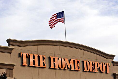 Home Depot Fourth-Quarter Profit Rises 72%