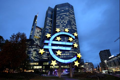 Euro Gains After Ireland Agrees With EU Bank-Rescue Package