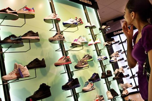 Prices for Sports Gear May Rise