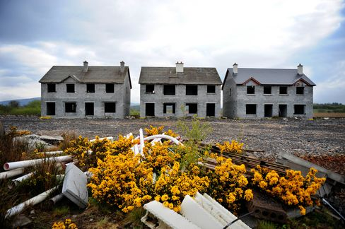 Ireland Bulldozes Ghost Estate in Life After Real Estate Bubble