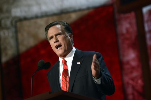 Romney's LBO World Is Boys' Club With Women in 8.1% of Top Jobs