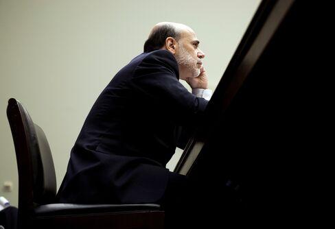 Fed's Secret Forecast Confuses Public Beyond Bernanke