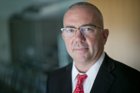 President of Fidelity Capital Markets Brian Conroy
