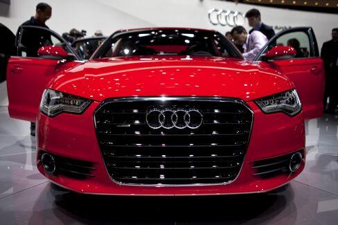 BMW Trumps Daimler in European Sales as Audi Keeps Top Spot