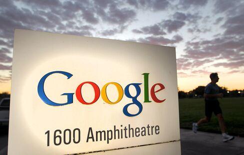 Google Wins Freeze on U.S. Contract With Microsoft