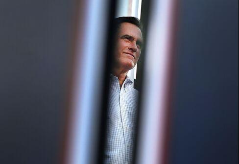 Romney's Dodd-Frank Kill Pledge Collides With Wall Street Agenda