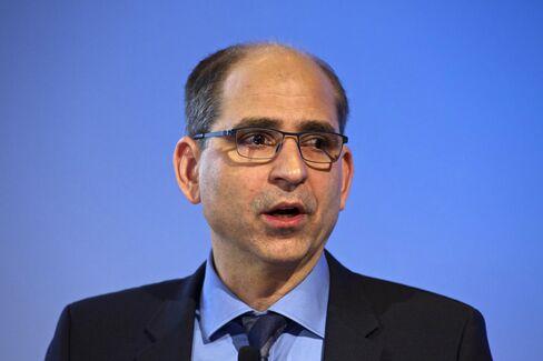 Head of Novartis's Pharmaceuticals Division David Epstein